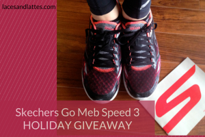 Skechers Go Meb Speed 3 HOLIDAY GIVEAWAY