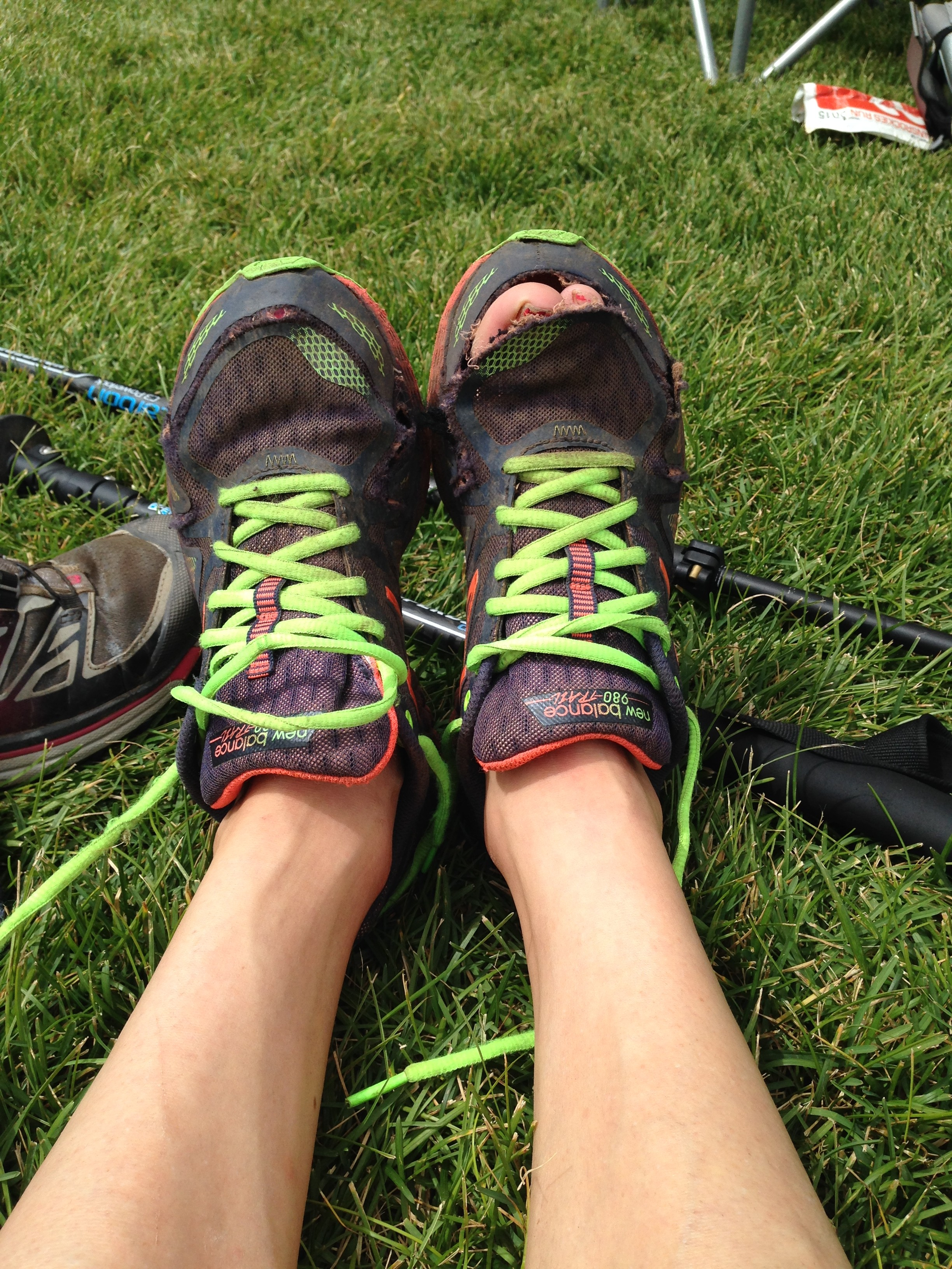 hot sale online b7953 a9c3e New Balance Fresh Foam 980 Trail Review – Over 500 KM later ...